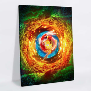 Equilibrium Canvas Print - Lumi Prints
