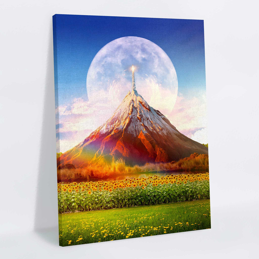 Optimism Canvas Print - Lumi Prints