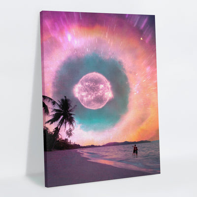 Millennium Canvas Print - Lumi Prints
