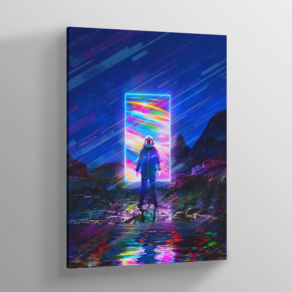Boundless Canvas Print - Lumi Prints