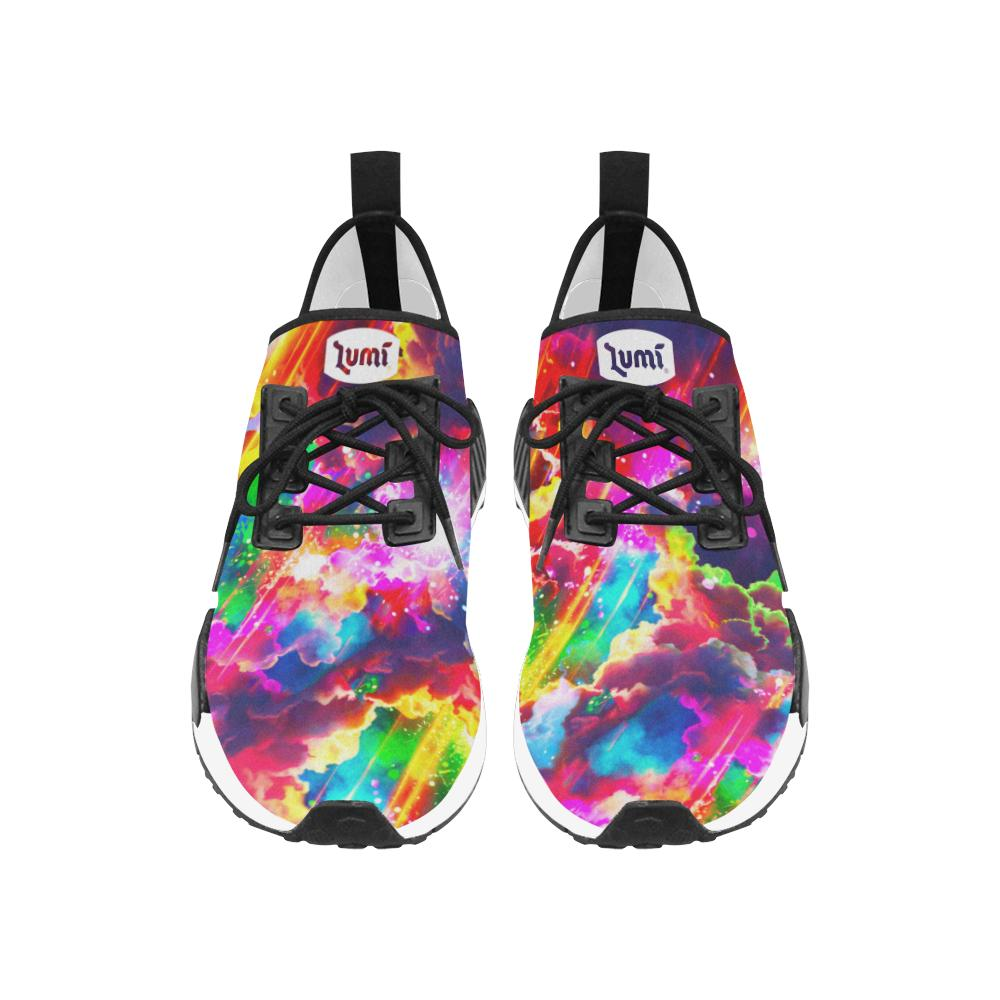 Meteoric Womens Sneakers - Lumi Prints