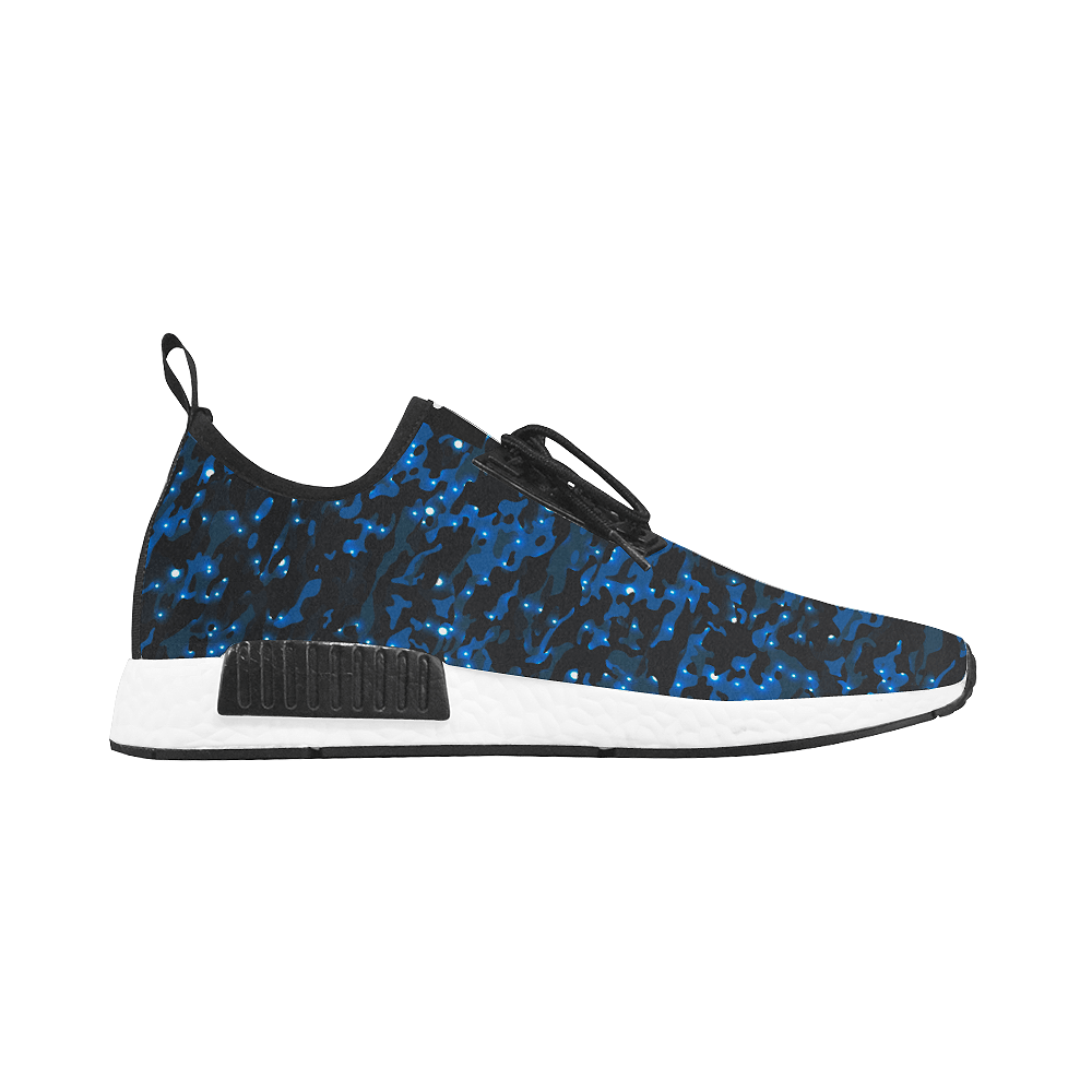Deep Space Camo Sneakers - Lumi Prints