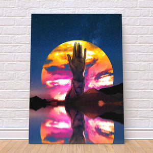 Hand of Destiny - Lumi Prints
