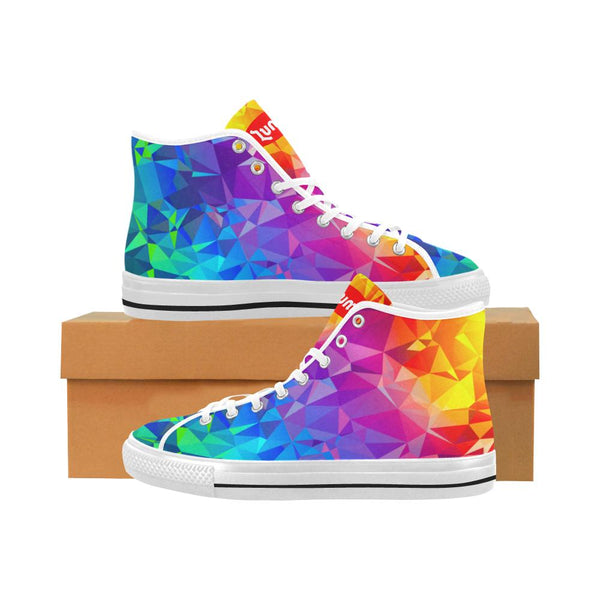 Lumi Rainbow Prism High Tops