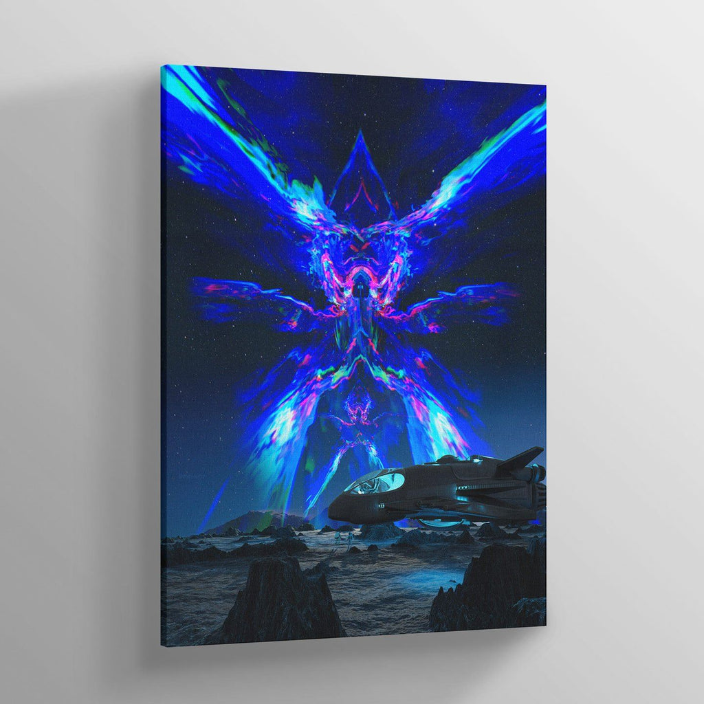 Happening Canvas Print - Lumi Prints