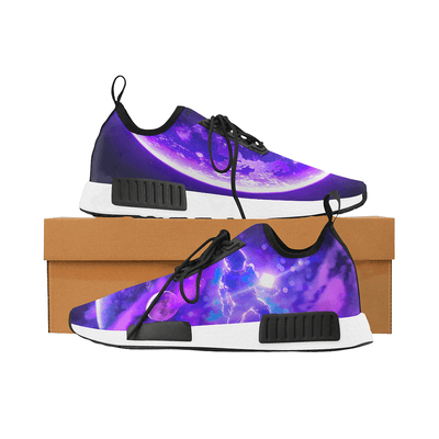 Cryptic Memories Sneakers - Lumi Prints