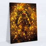 Golden Age Canvas Print - Lumi Prints