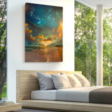 Sea Of Dreams Canvas Print - Lumi Prints