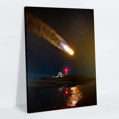 Beacon Canvas Print - Lumi Prints