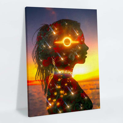 Equanimity Canvas Print - Lumi Prints