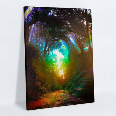 Forest of Hope Canvas Print - Lumi Prints
