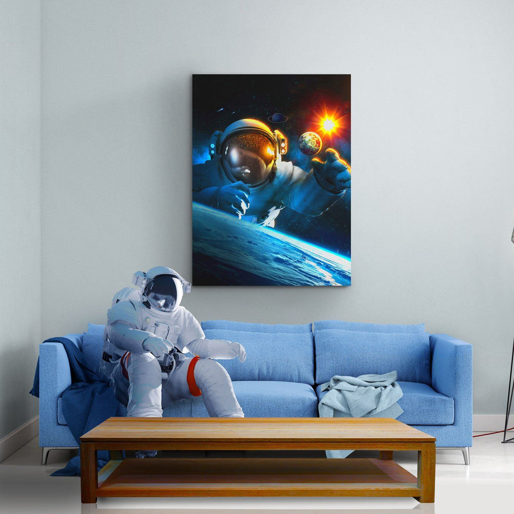 Contact Canvas Print - Lumi Prints