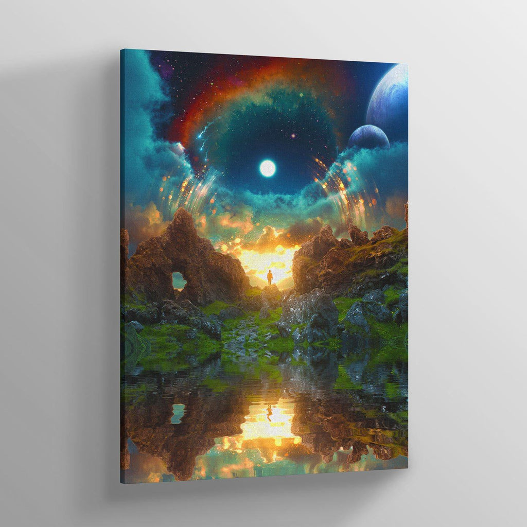 Morn Canvas Print - Lumi Prints