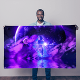 Cryptic Memories Flag - Limited Edition of 5 - Lumi Prints