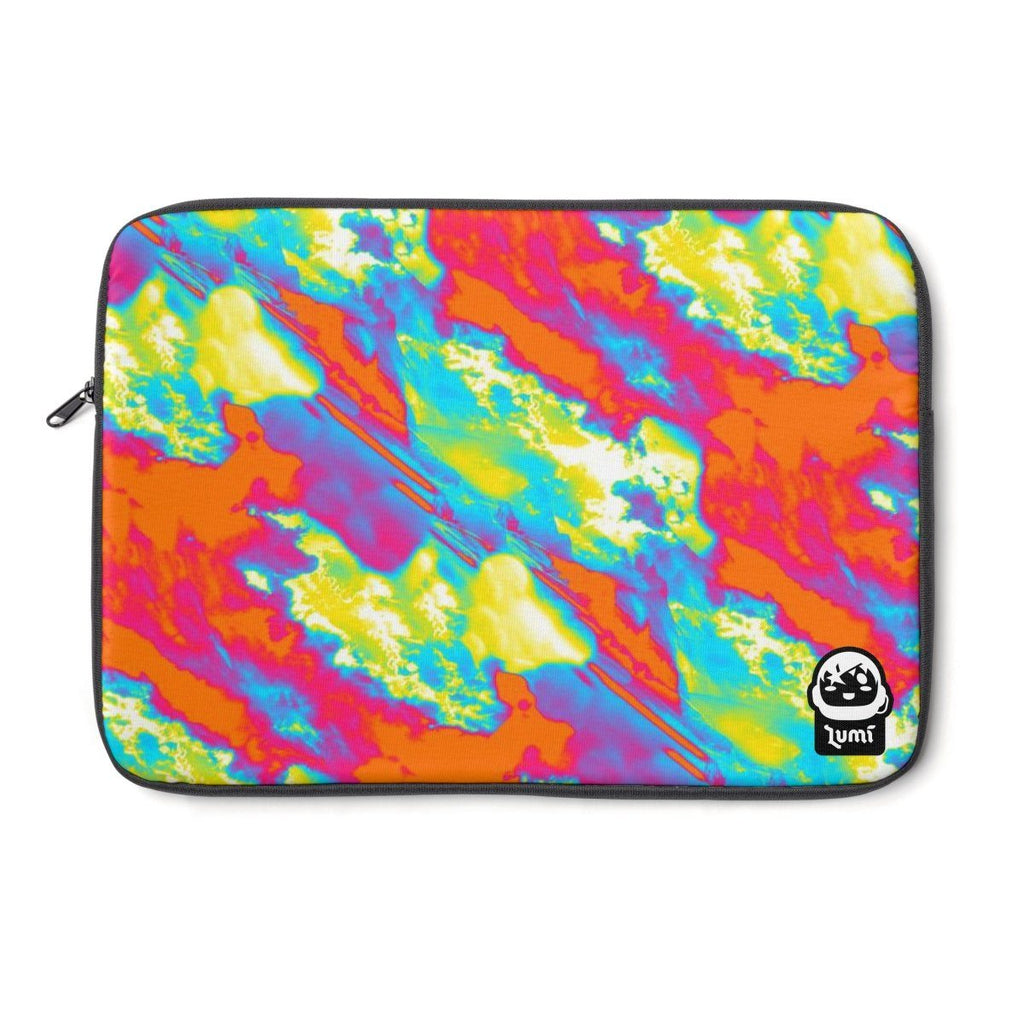 Cloud Camo Laptop Sleeve - Lumi Prints