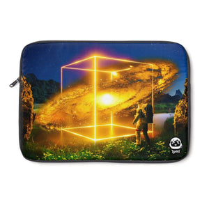 Cosmic Cube Laptop Sleeve - Lumi Prints