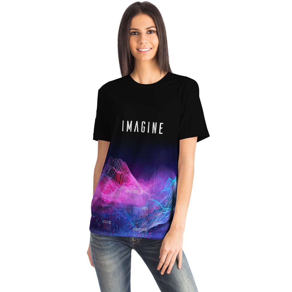 Imagine Tee - Lumi Prints