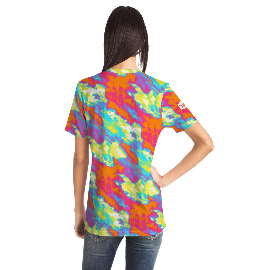 Cloud Camo Tee - Lumi Prints