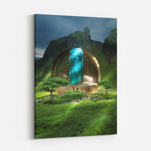 Jewel - Canvas Print