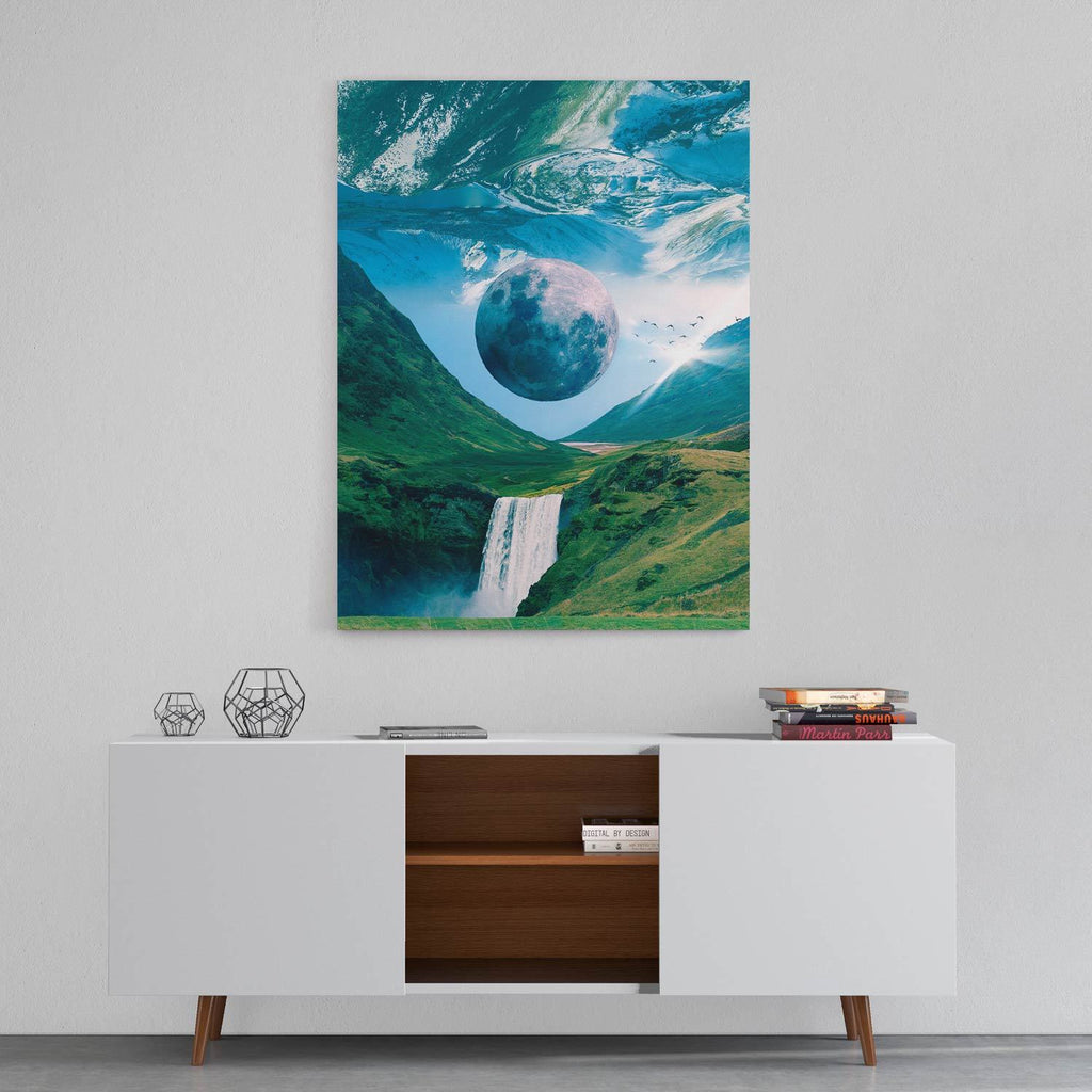 Lunarity Day - Canvas Print