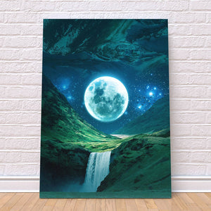Lunarity Night - Lumi Prints