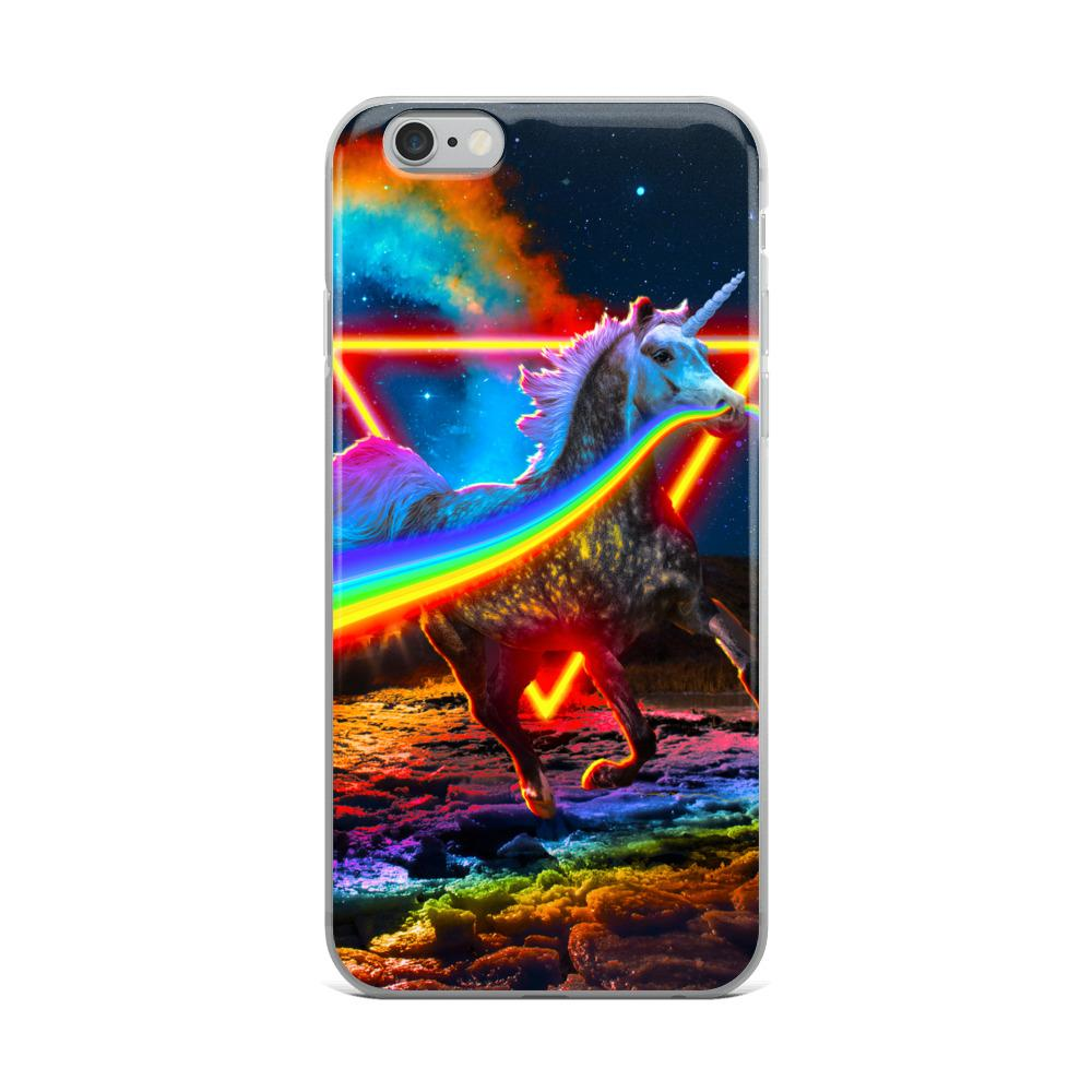 Unicorn Snot iPhone Case - Lumi Prints