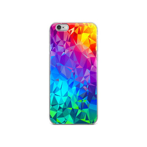 Rainbow Prism iPhone Case