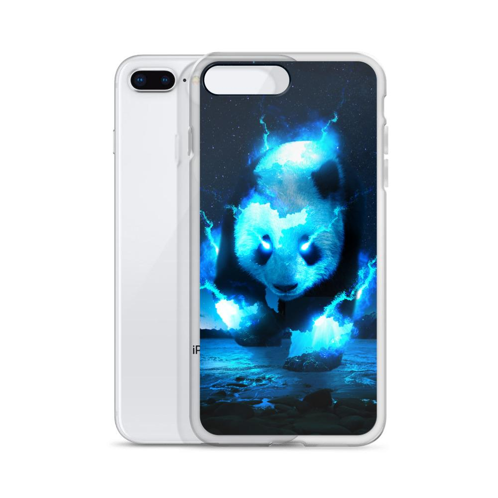 Cosmic Panda iPhone Case