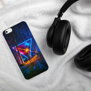 Awe & Wonder iPhone Case
