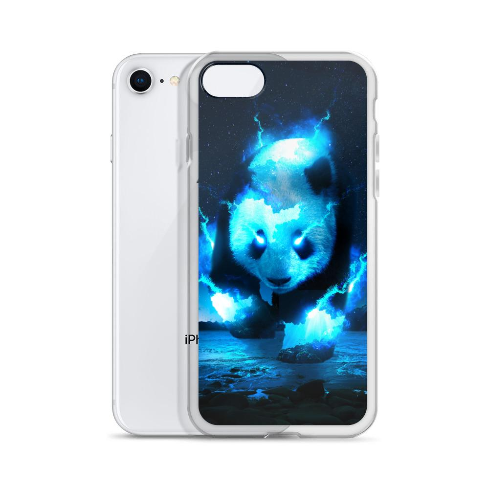 Cosmic Panda iPhone Case - Lumi Prints