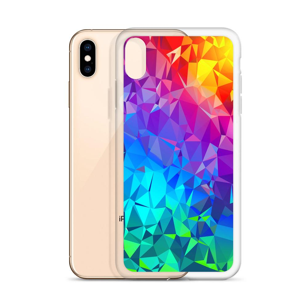 Rainbow Prism iPhone Case - Lumi Prints