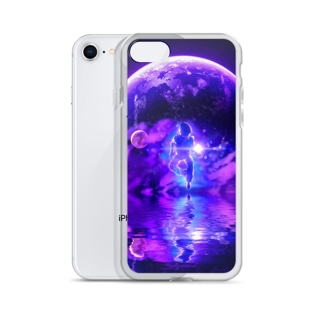 Cryptic Memories iPhone Case