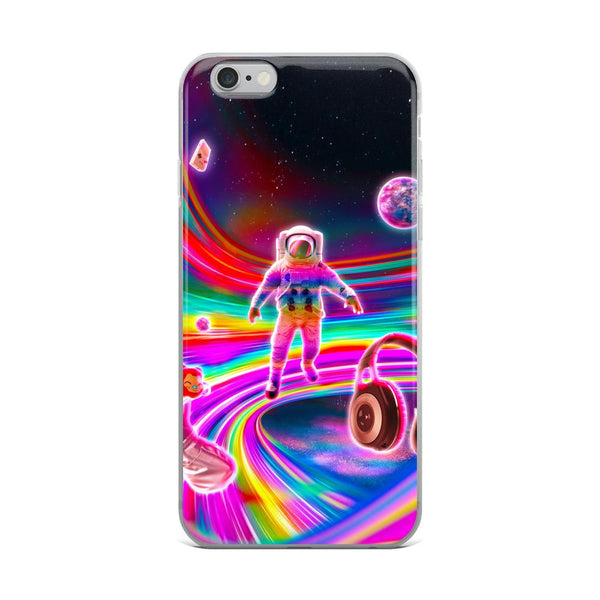 Rainglown iPhone Case