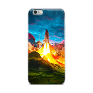 Launch iPhone Case - Lumi Prints