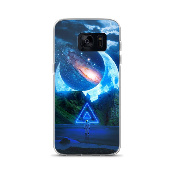 Moonlit Samsung Case
