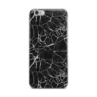 Black Marble iPhone Case - Lumi Prints