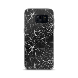 Black Marble Samsung Case - Lumi Prints