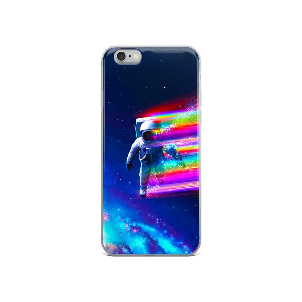 Rainglow iPhone Case