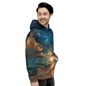 Sea of Dreams Hoodie - Lumi Prints