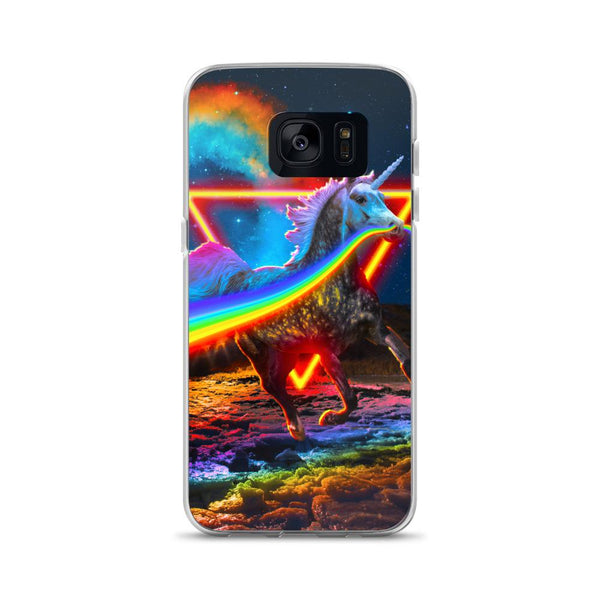 Unicorn Snot Samsung Case