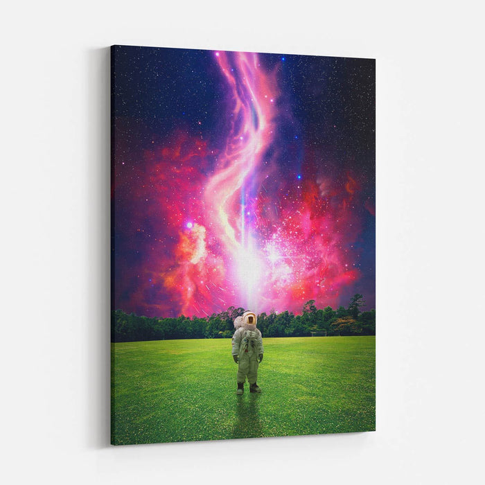 Quickened - Canvas Print