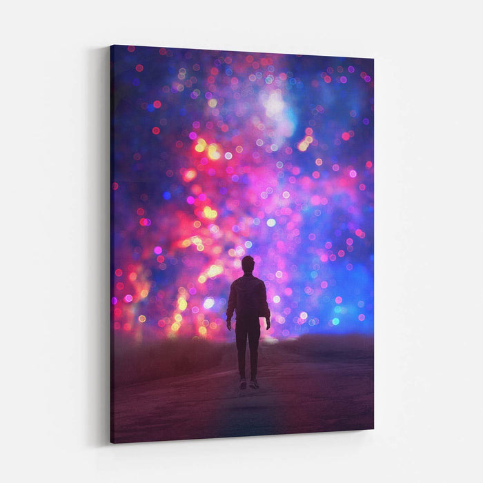 Rapture - Canvas Print