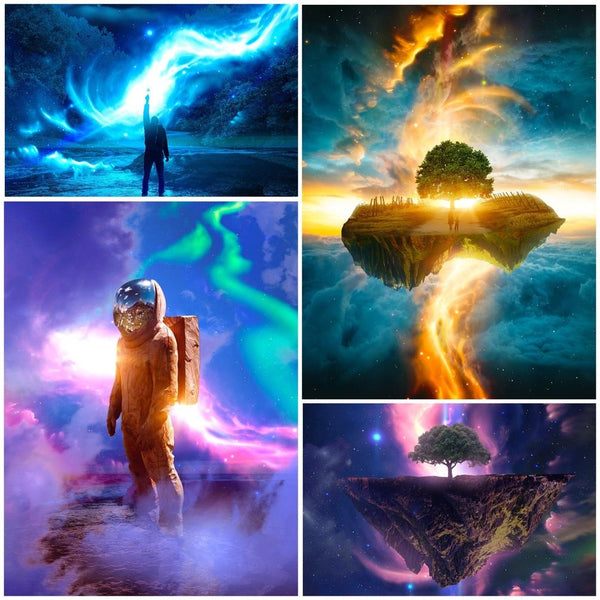 Digital Art Wallpaper Pack