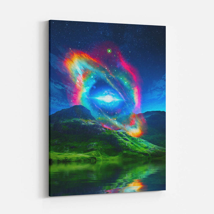 Singularity - Canvas Print