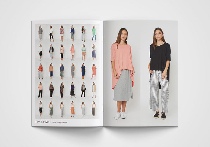 Summer 2020 Two by Two Brochure