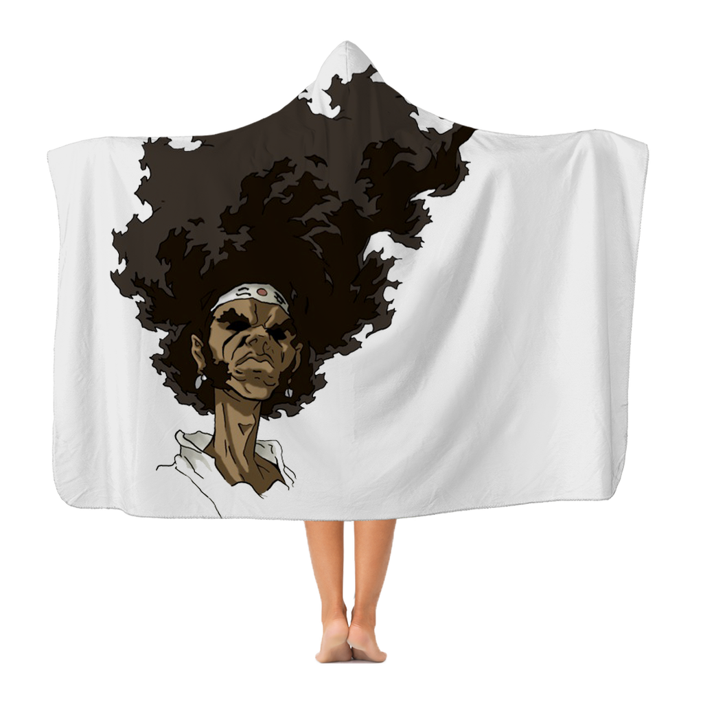 Afro7 Classic Adult Hooded Blanket