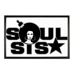 soulsista2 Sublimation Doormat