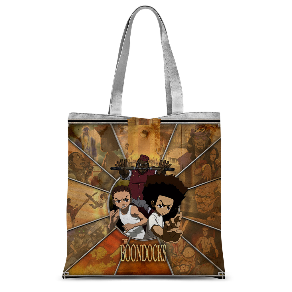 TBNKS Classic Sublimation Tote Bag