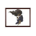 Afro6 Sublimation Wall Plaque