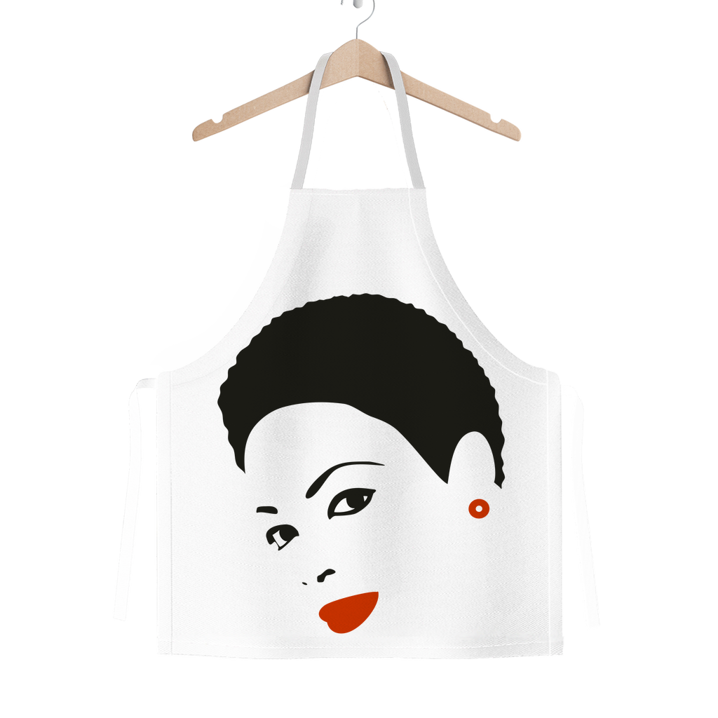 Afro23F Classic Sublimation Adult Apron
